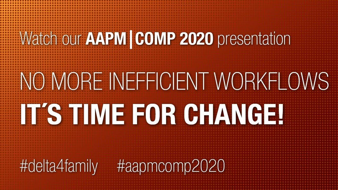 Ponencia AAPM 2020